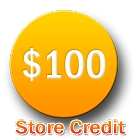 NDV Store Credit Gift Card - 100 Points