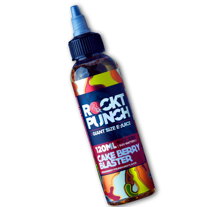 Cake Berry Blaster Rockt Punch E-Juice 120mL