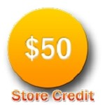 NDV Store Credit Gift Card - 50 Points
