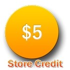 NDV Store Credit Gift Card - 5 Points