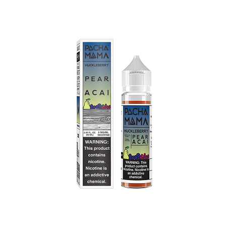 Huckleberry Pear Acai Pachamama E-Liquid 60mL