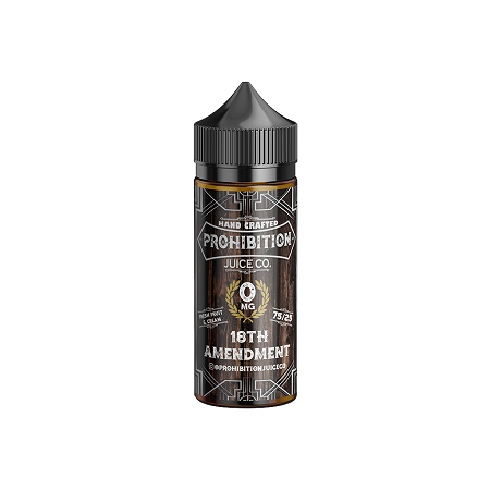 18th Amendment Prohibition Juice Co E-Liquid 100mL