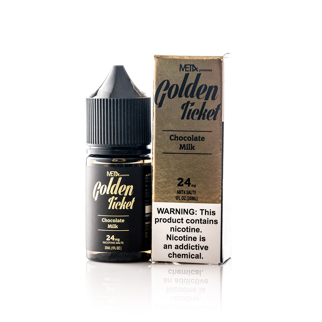 Golden Ticket MET4 Salt E-Liquid 30mL