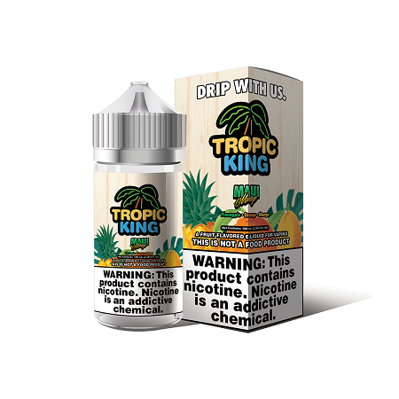 Maui Mango Tropic King E-Liquid 100mL