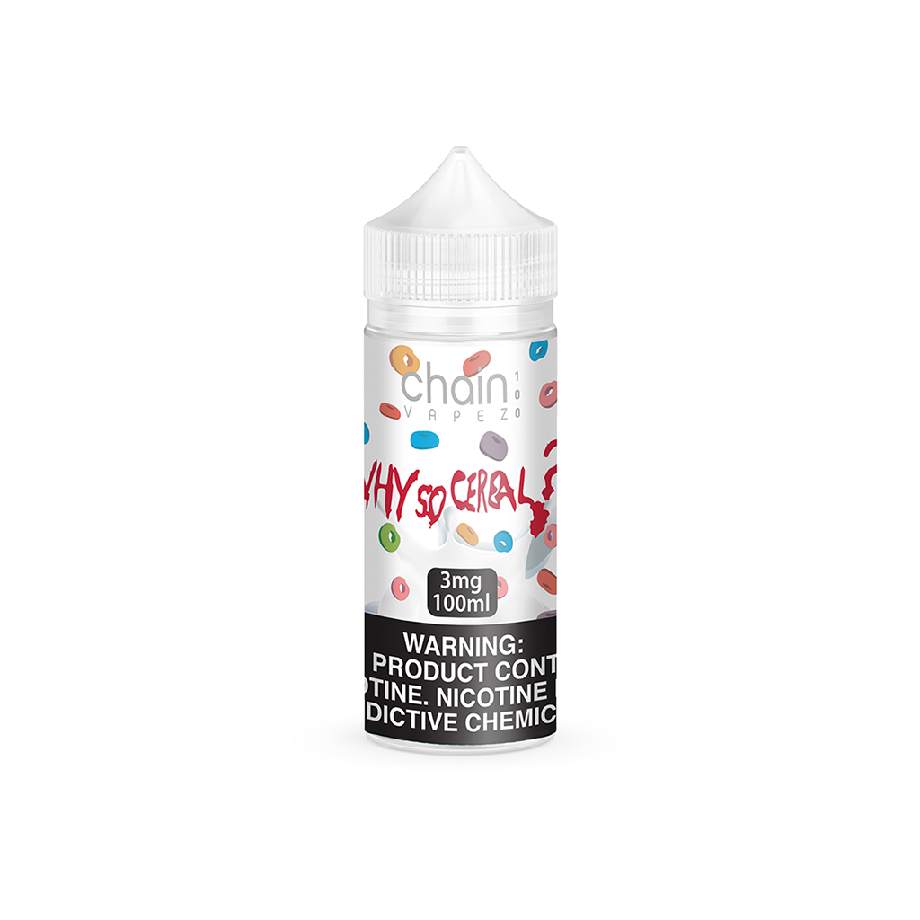 Why So Cereal? Chain Vapez E-Liquid 100mL