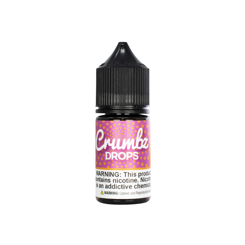Flakey French Crumbz Drops Salt E-Liquid 30mL