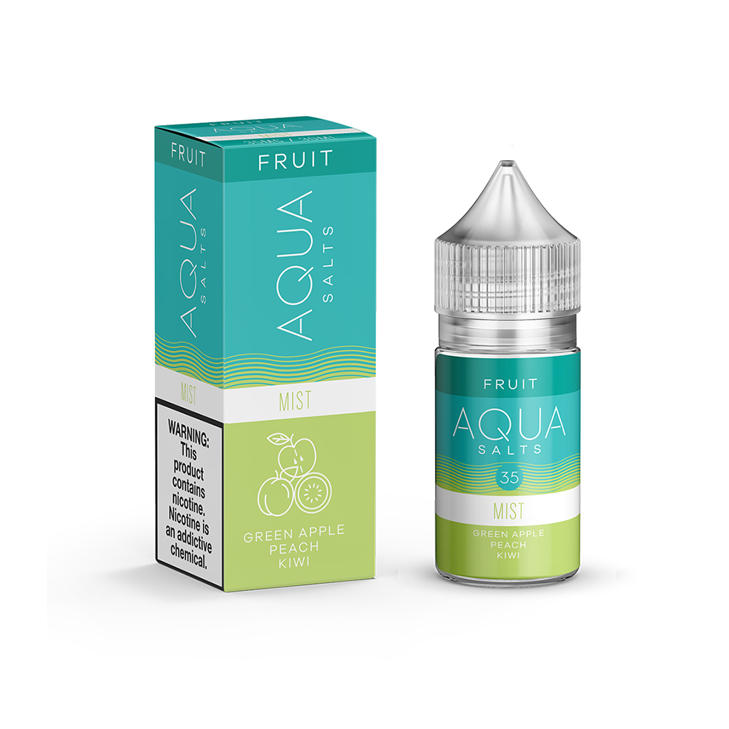 Mist Aqua Salt E-Liquid 30mL