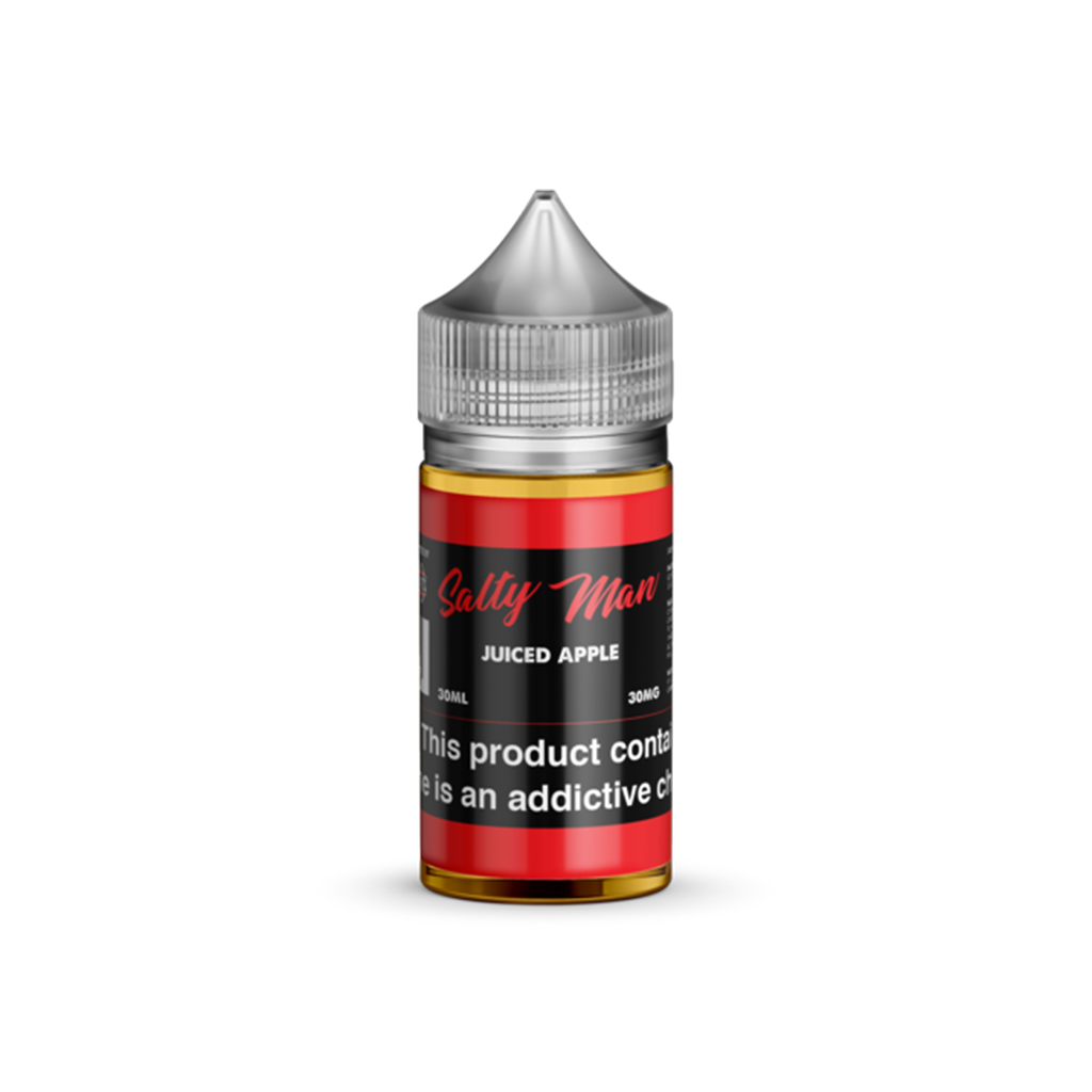 Juiced Apple Salty Man Salt E-Liquid 30mL