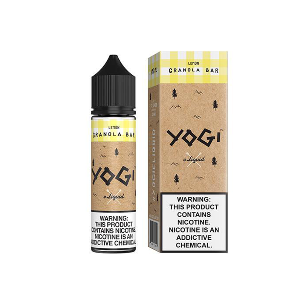 Lemon Granola Bar Yogi E-Liquid 60mL