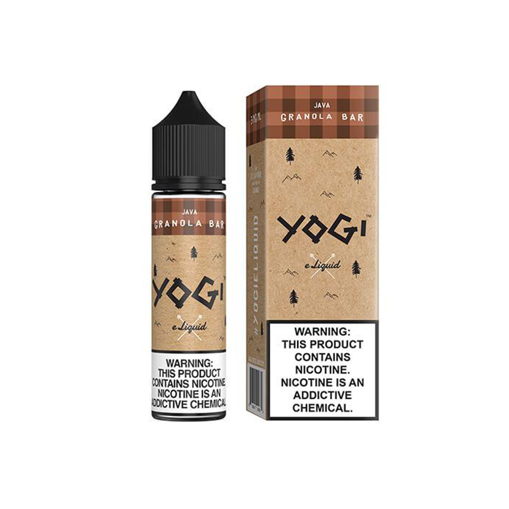 Java Granola Bar Yogi E-Liquid 60mL