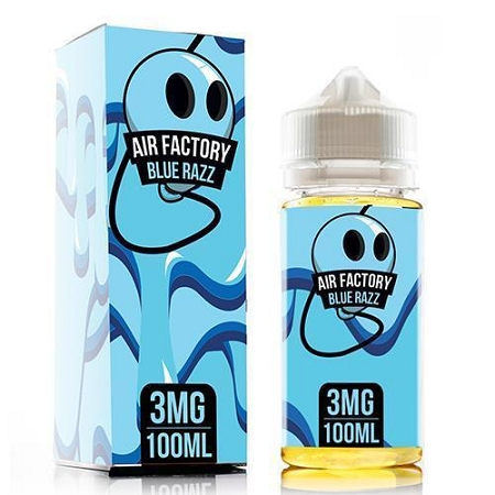 Blue Razz Air Factory E-Juice 100mL