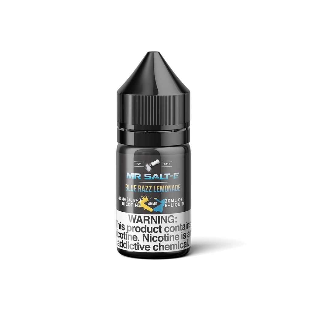 Blue Razz Lemonade Mr Salt-E E-Juice 30mL