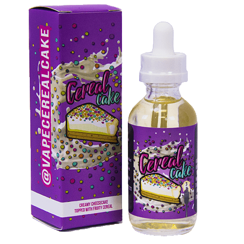 Cereal Cake Bomb Sauce E-Juice 60mL