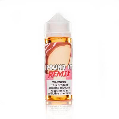 Pound It Remix Food Fighter E-Liquid 120mL