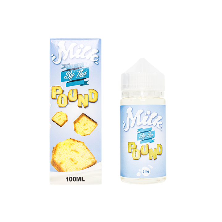 Milk By The Pound E-Liquid 100mL