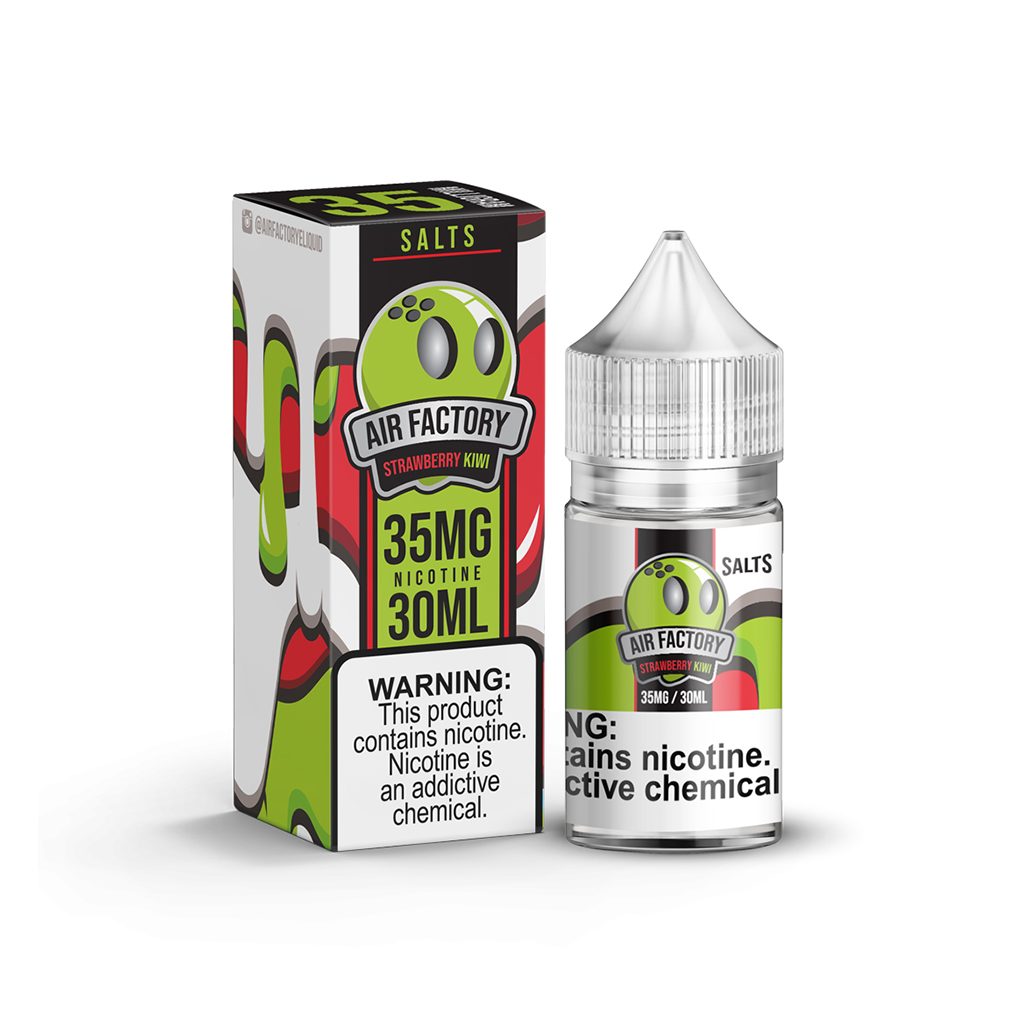 Strawberry Kiwi Salt Factory Salt E-Liquid 30mL