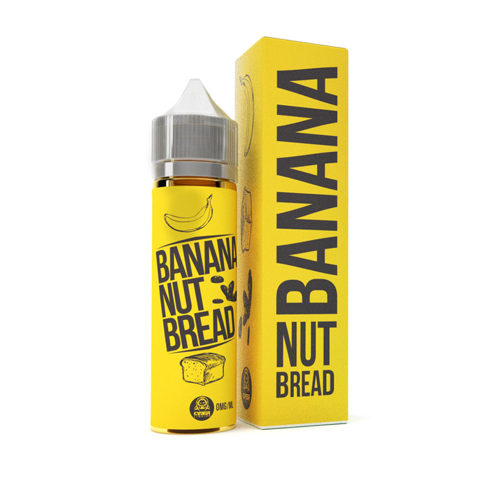 Banana Nut Bread Cyber Liquids E-Liquid 60mL