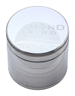 Diamond Grind 5 Part Aluminum Grinder Medium