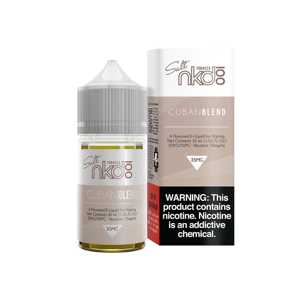 Naked 100 - Tobacco 60ml - Damokee Vapor
