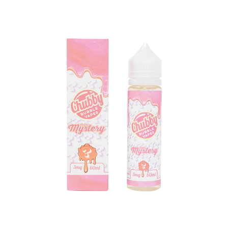Bubble Mystery Chubby Bubble Vapes E-Liquid 60mL