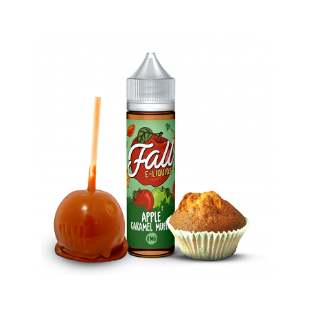 Apple Caramel Muffin Fall E-Liquid 60mL