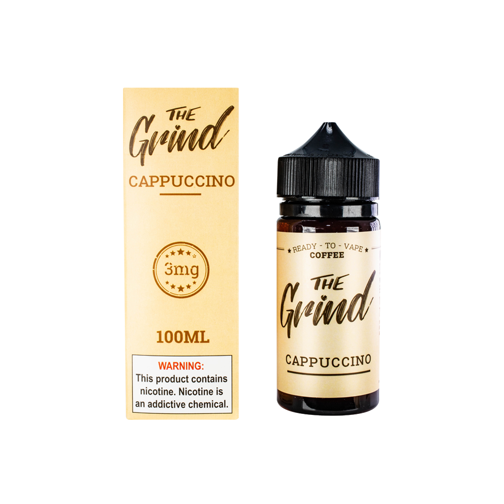 Cappucino The Grind E-Liquid 100mL
