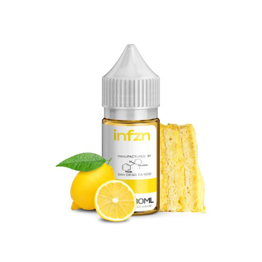 Lemon Layer Cake INFZN Salt E-Liquid 30mL