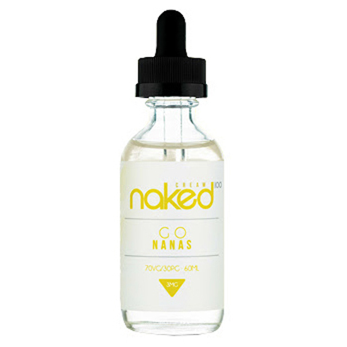 Go Nanas Naked 100 E-Liquid 60mL