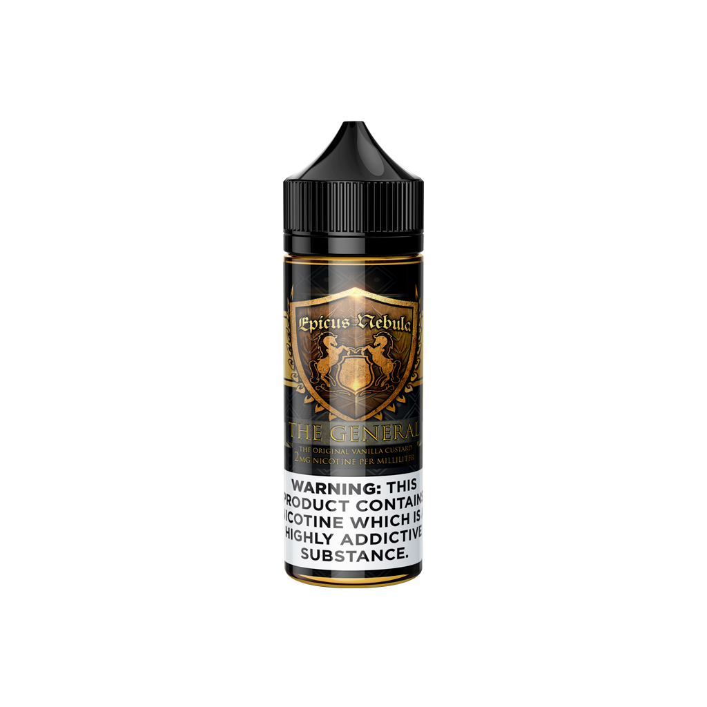 Gold General Epicus E-Juice 120mL