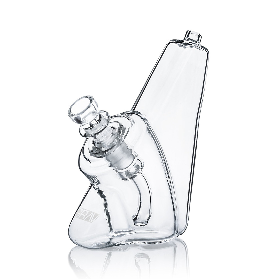 Grav Wedge Bubbler