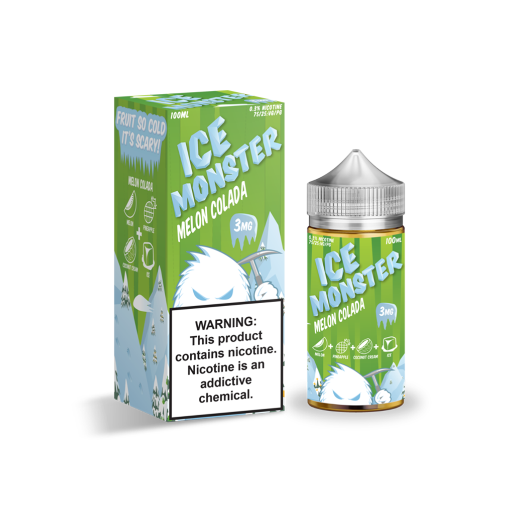 Melon Colada Jam Monster E-Liquid 100mL