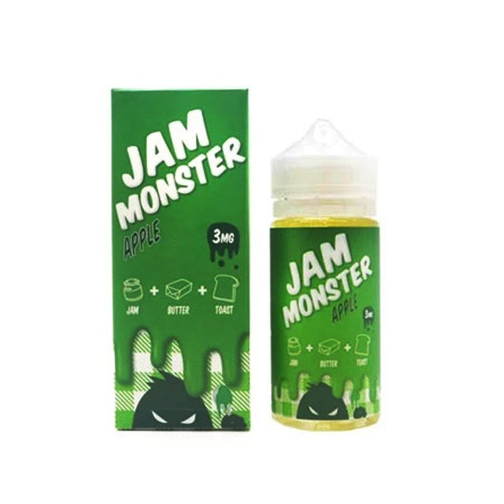 Apple Jam Monster E-Liquid 100mL