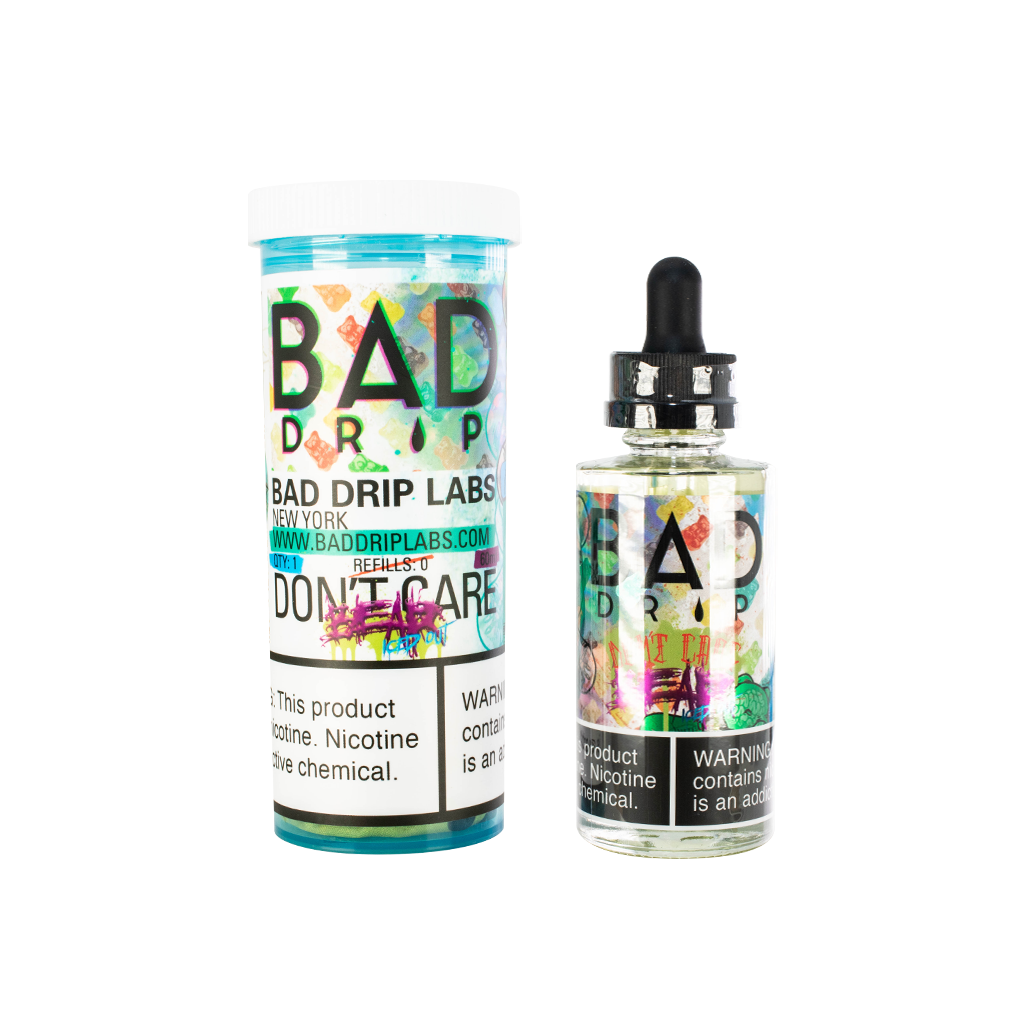 Don't Care Bear Iced Out Bad Blood E-Liquid 60mL