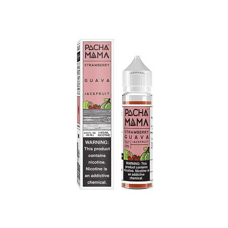 Strawberry Guava Jackfruit Pachamama E-Liquid 60mL