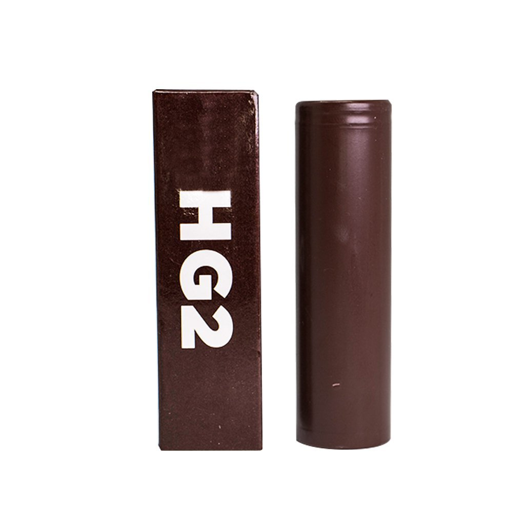 LG HG2 18650 Li-ion Battery 2 Pack