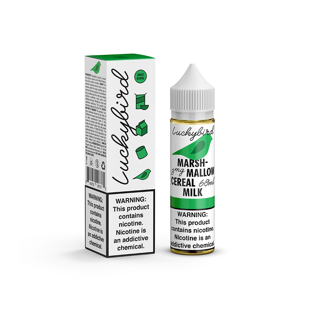 Luckybird E-Liquid 60mL