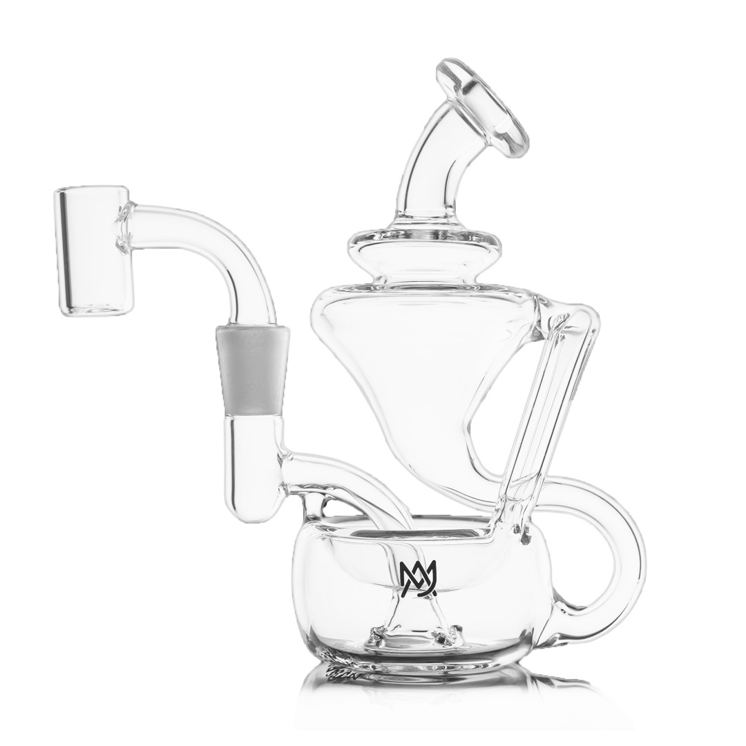 MJ Arsenal Claude Mini Dab Rig
