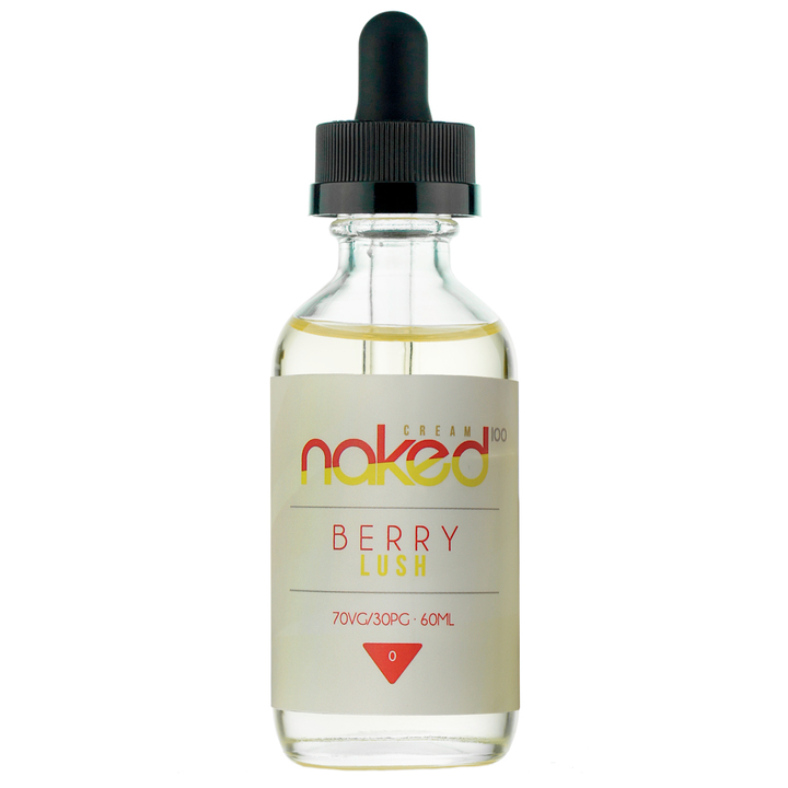 Berry Lush Naked 100 E-Liquid 60mL