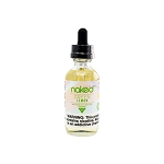 Green Lemon Naked 100 E-Juice 60mL