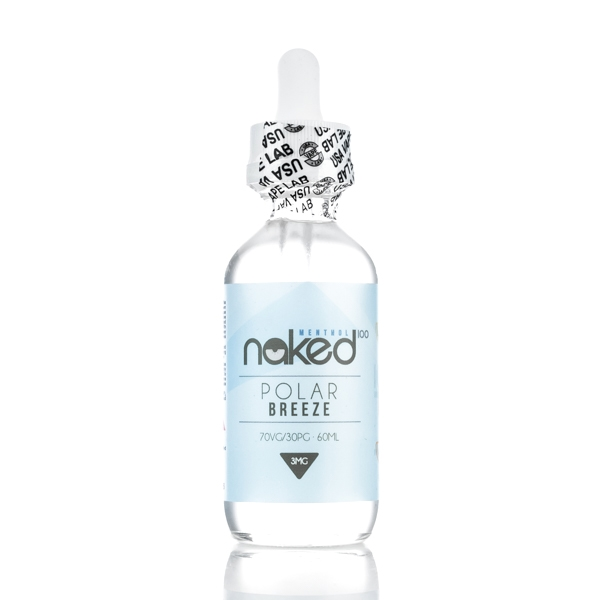 Polar Breeze Naked 100 E-Juice 60mL