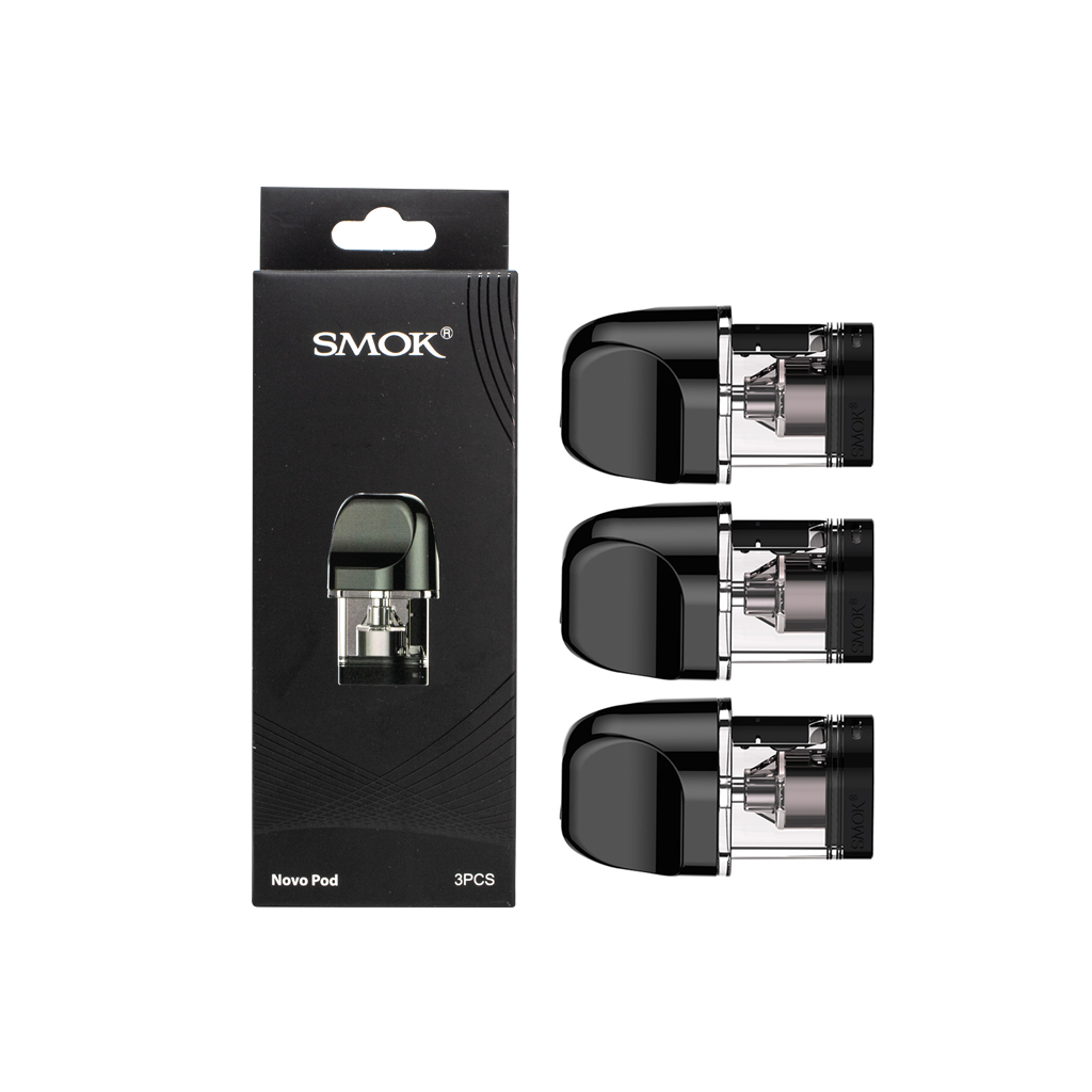 Smok Novo Refillable Pods 3 Pack