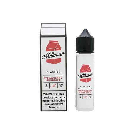 Strawberry Churrios The Milk Man 60mL