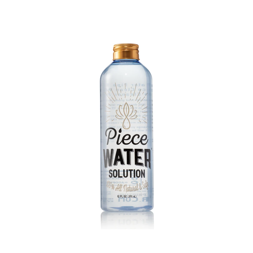 Piece Water Solution 12 Ounce