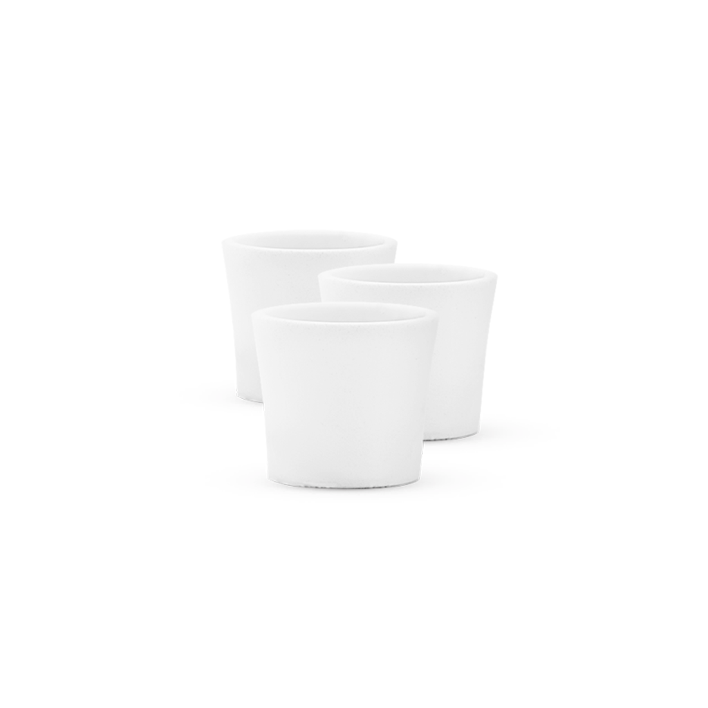 Puffco Peak Ceramic Bowls 3 Pack