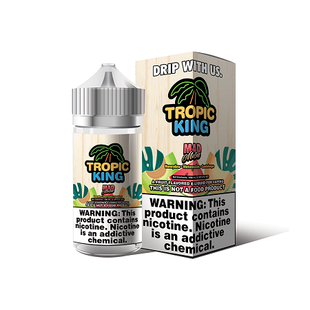 Mad Melon Tropic King E-Liquid 100mL