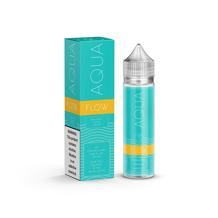 Flow Aqua E-Liquid 60mL