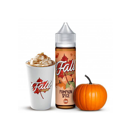 Pumpkin Spice Fall E-Liquid 60mL