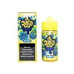 Blue Raspberry Blast Juicy Co E-Liquid 100mL