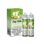 Apple Kiwi Stay Salty E-Liquid 120mL