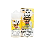 Lemon Wafer Cookie King E-Liquid 100mL